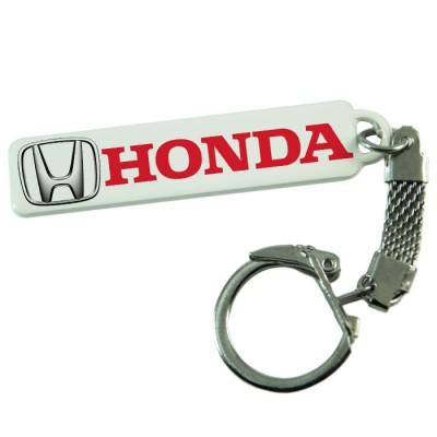 """Брелок гос. номера с надписью """"Honda"""""""