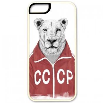 СССР IPhone 5 (резина)