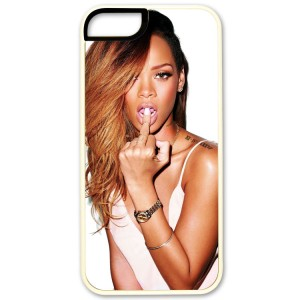 Rihanna IPhone 5 (резина)