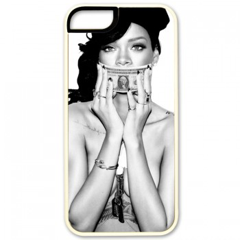 Rihanna money IPhone 5 (резина)