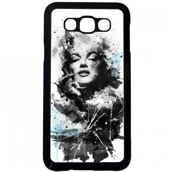 Мэрилин Монро Samsung Galaxy E7 (пластик)