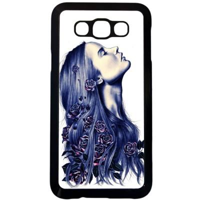 Чехол с принтом для Samsung Galaxy E7