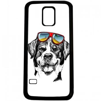 Пёс на отдыхе S5 mini (пластик)