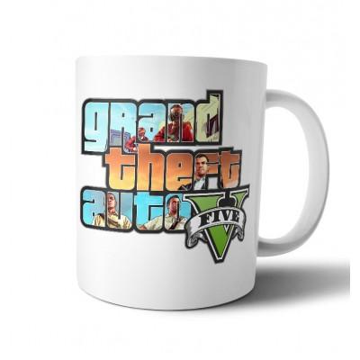"""Кружка """"GTA 5"""""""