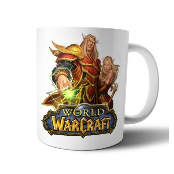 "Кружка ""World of Warcraft"""