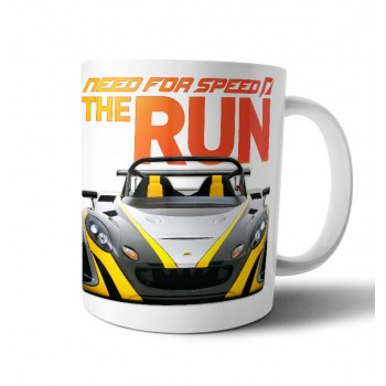 "Кружка ""Need for speed the RUN"""