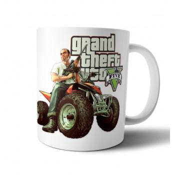 """Кружка """"Grand Theft Auto 5"""""""