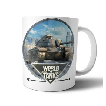 "Кружка ""World of tanks 4"""