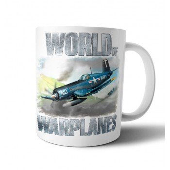 "Кружка ""World Warplanes 2"""