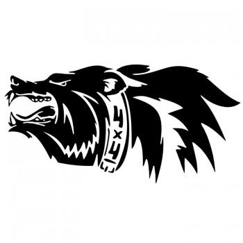 Медведь 4х4 (20x10см)