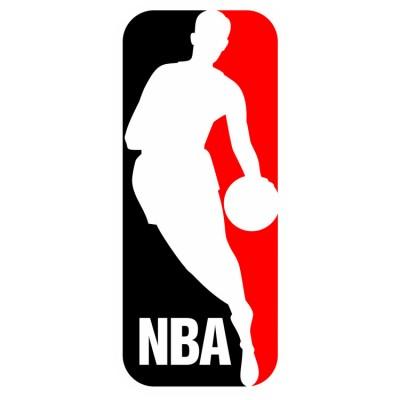 """Наклейка """"NBA"""""""