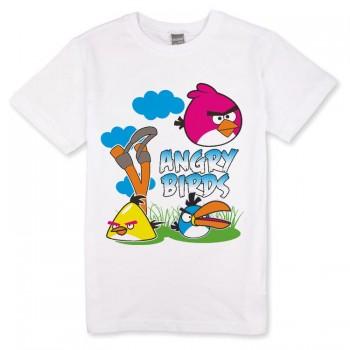 "Футболка детская ""angry birds 2"""