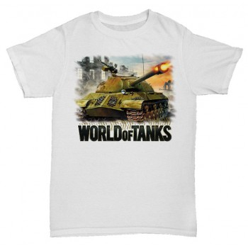 Футболка World of tanks