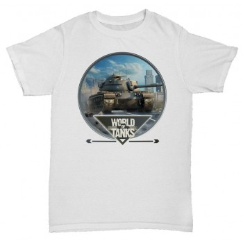 Футболка  World of tanks city
