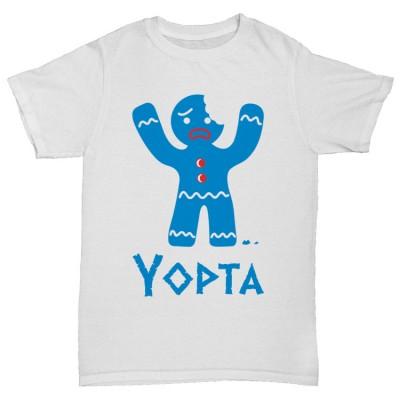 """Прикольная футболка """"YOPTA"""""""
