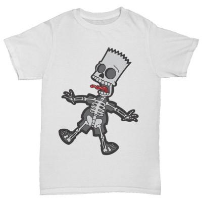 """Прикольная футболка """"DEAD Барт"""""""