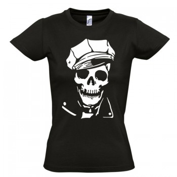 "Футболка чёрная ""skull"""