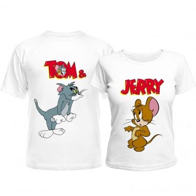 """Футболка  """"Tom и Jerry"""""""