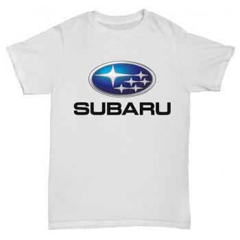 "Футболка  ""SUBARU"""