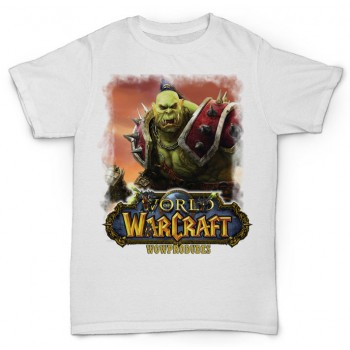 Футболка World of Warcraft ORC